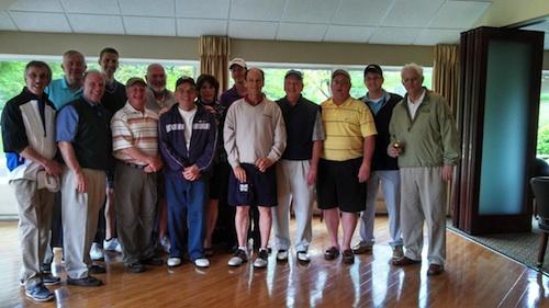 rotary golf social
