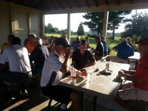 Stonehenge Rotary Golf Tournament 2015
