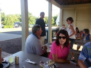 2015 Rotary Golf Tournament Social