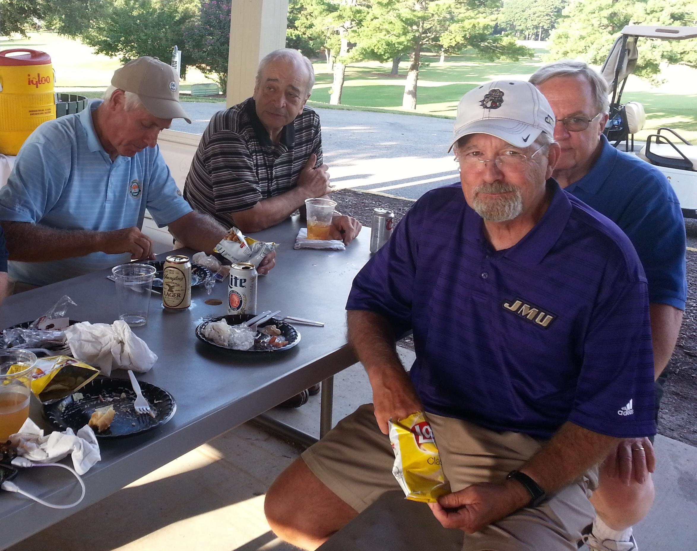 Rotary Golf 2015 at Stonehenge