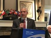 Dr. Joseph Casey – November 22, 2016 Speaker